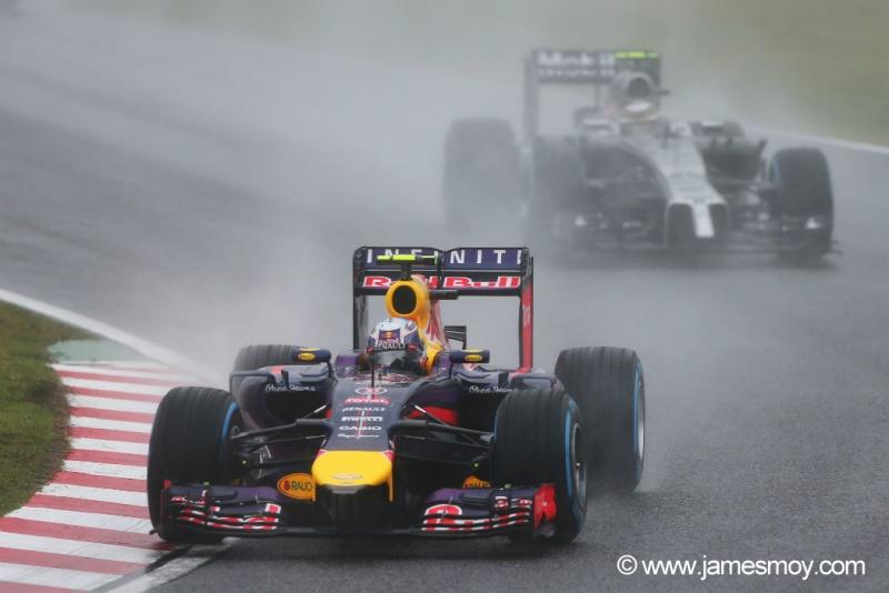 Ricciardo se preocupa com Jules Bianchi