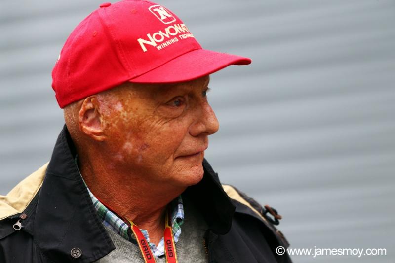 Lauda defendeu a FIA