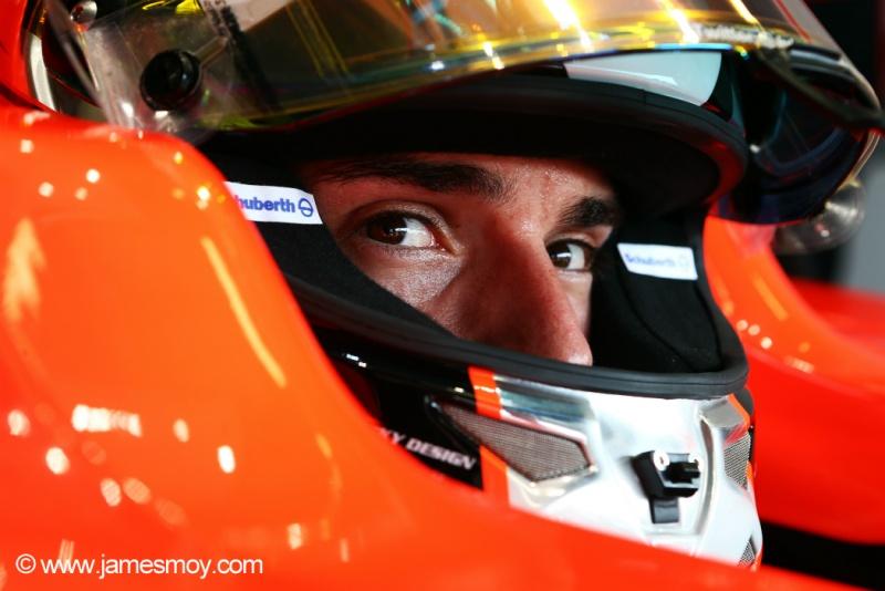 Fórmula 1 se mobiliza por um sentimento: 'Força, Jules'