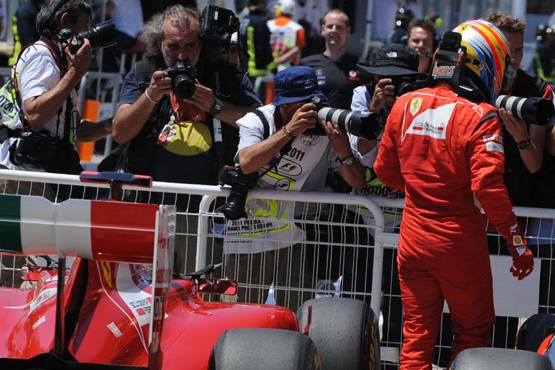 Alonso: ideia é seguir no parque fechado após as corridas