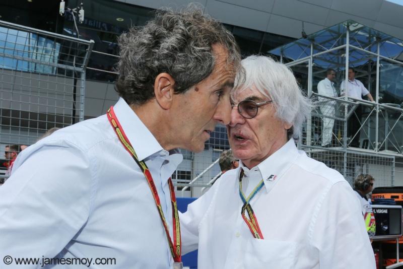Prost: chocado e furioso pelo acidente de Bianchi