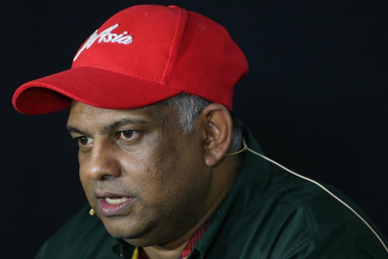 Tony Fernandes voltou a atacar