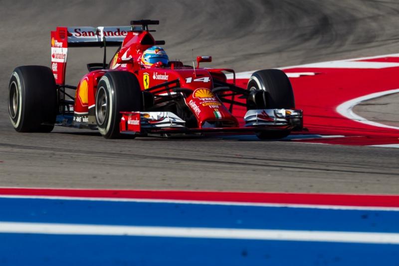 Alonso terminou na sexta colocação