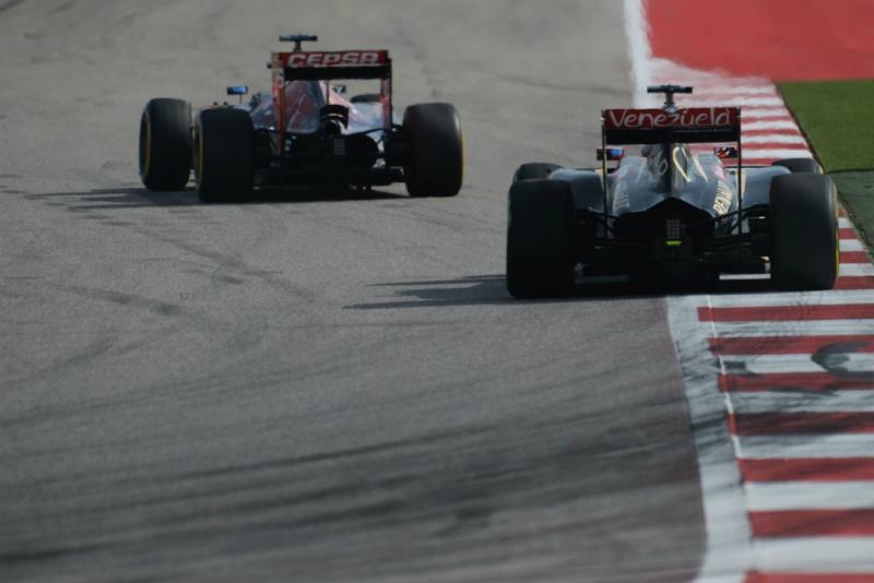 Vergne e Grosjean se envolveram em uma colisão nos EUA