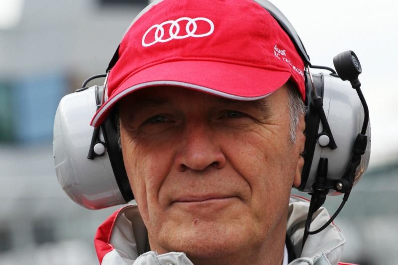 Wolfgang Ullrich negou os planos da Audi para a F1'