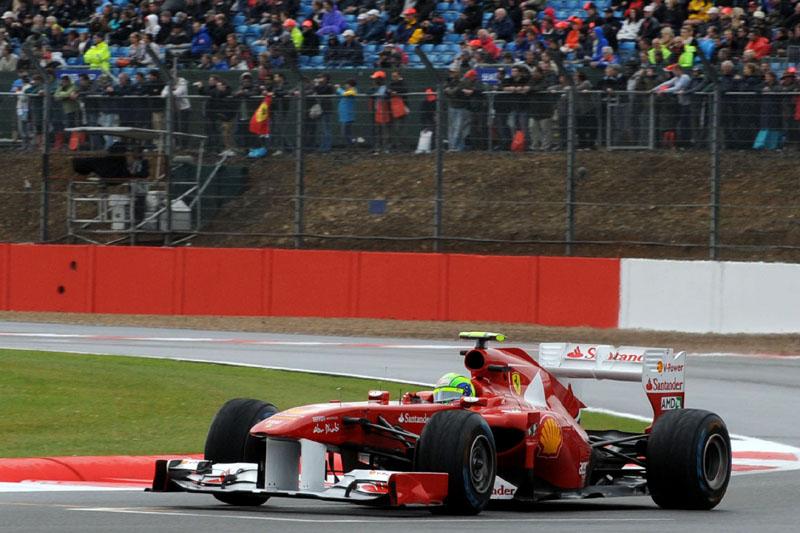 Felipe Massa deu o