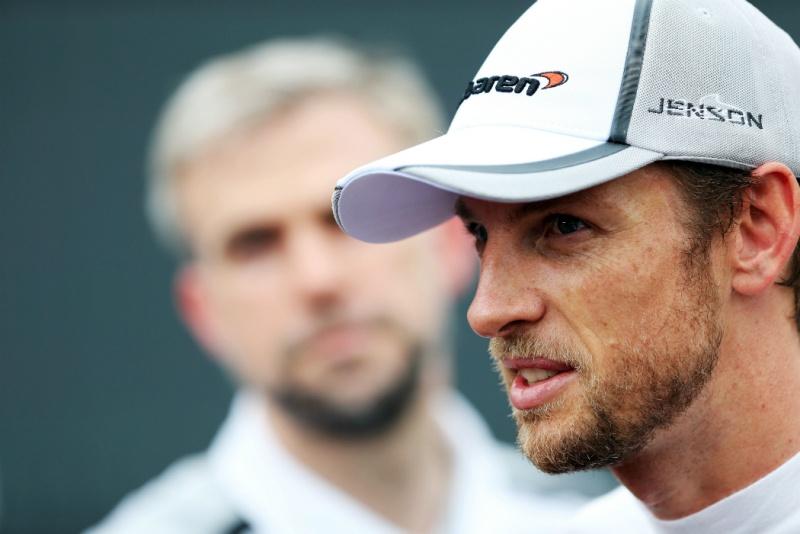 Button se animou após o desempenho em Interlagos