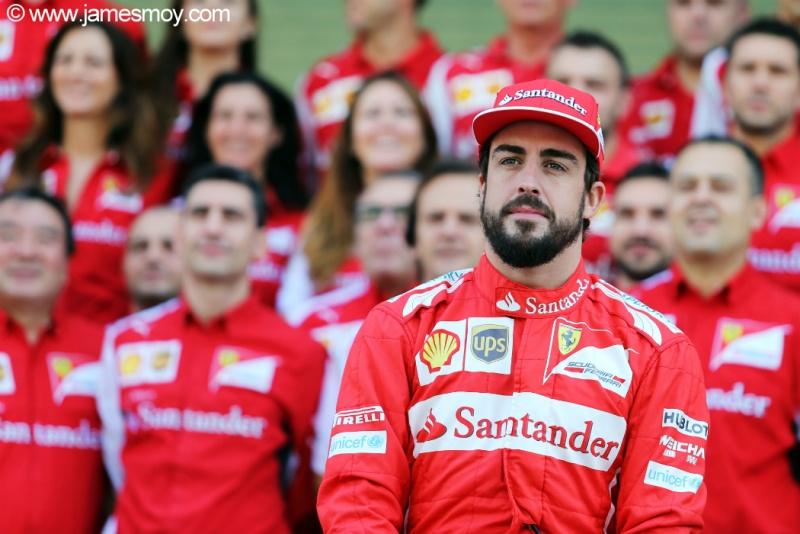 Alonso se despede da Ferrari neste domingo