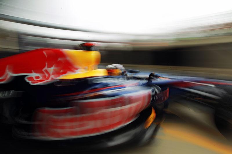 Vettel ainda não largou atrás da primeira fila até agora no ano