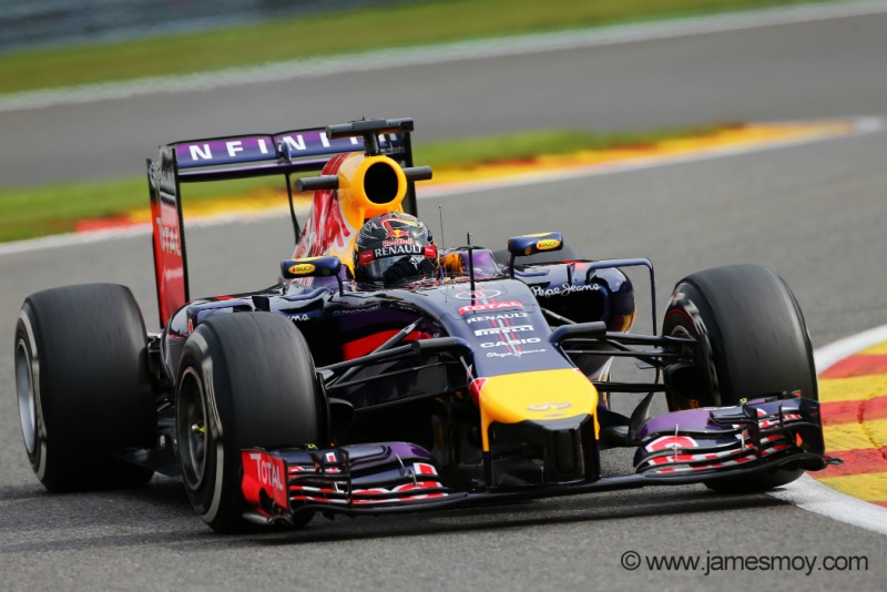 Motores Renault não funcionaram da forma esperada pela Red Bull em 2014