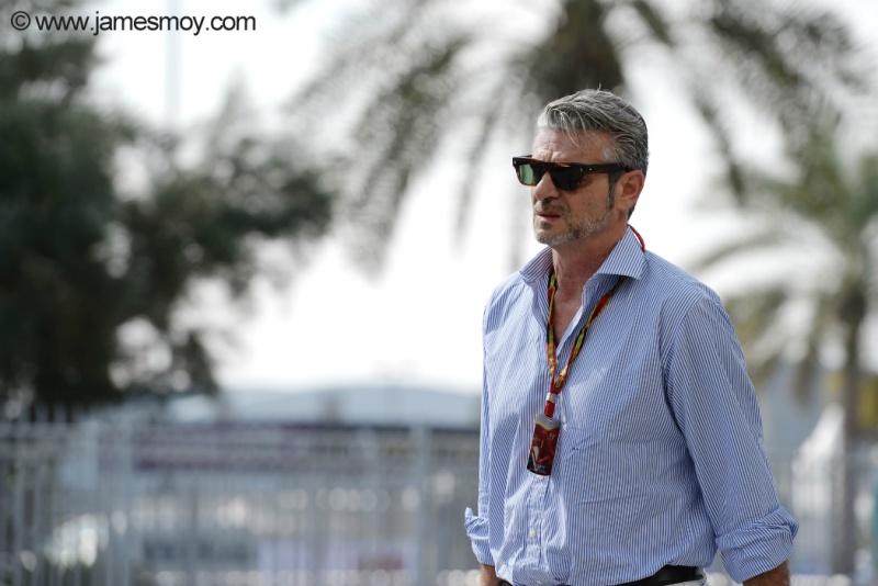 Maurizio Arrivabene pede uma mudança na política da F1