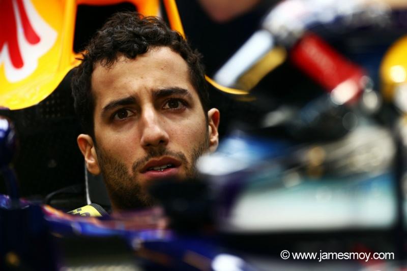 Ricciardo elogiou Vettel, agora concorrente na Ferrari
