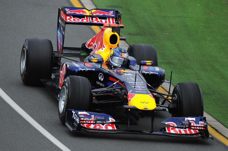 Vettel enfrentou situação inusitada com furo no pneu nesta sexta