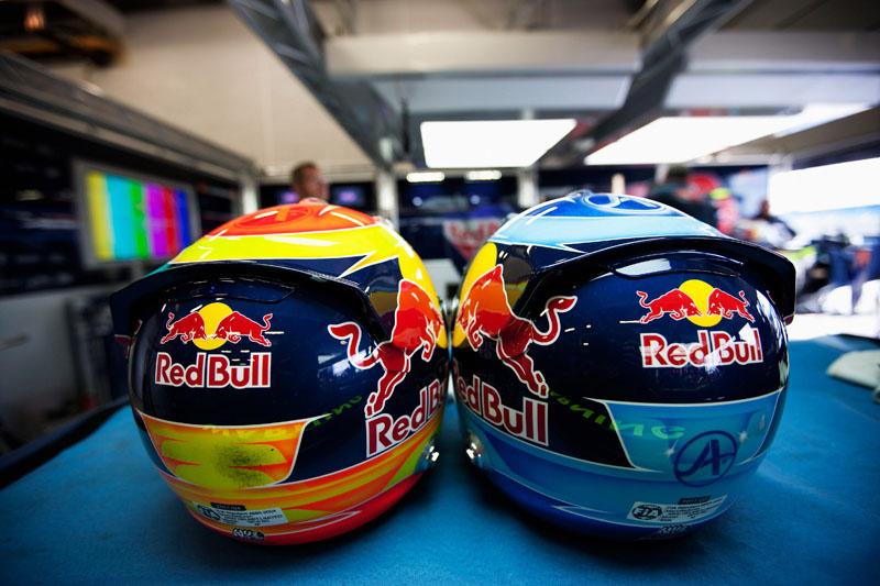 Buemi e Alguersuari lutam por vaga na Toro Rosso ano que vem