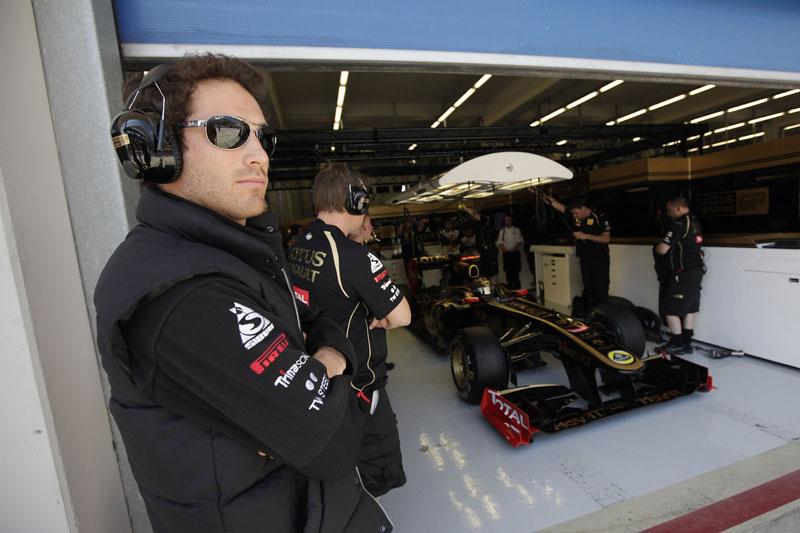 Bruno Senna garante que não quer ser piloto de testes por muito tempo