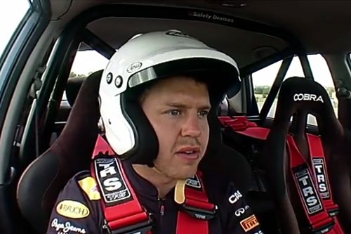 Vettel no Top Gear