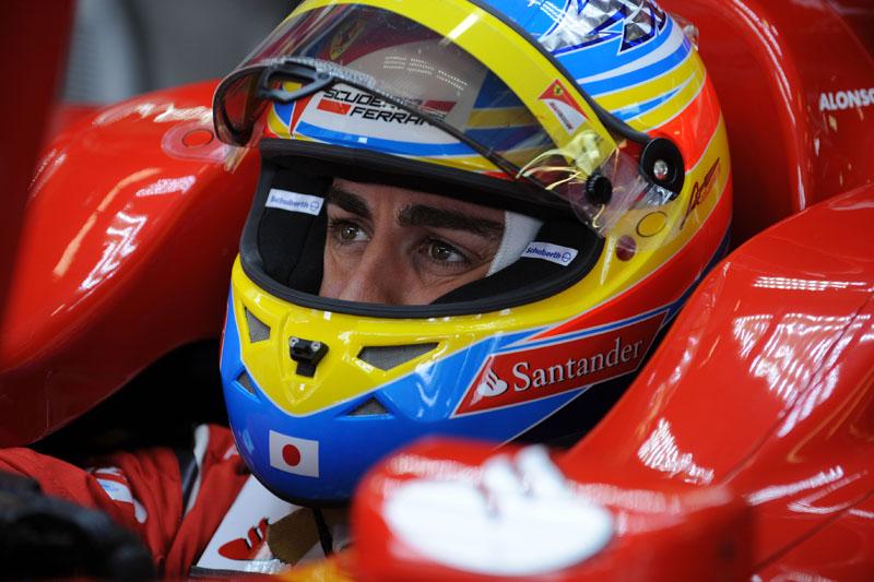 Alonso revelou que pilotos gravarão mensagem ao Japão