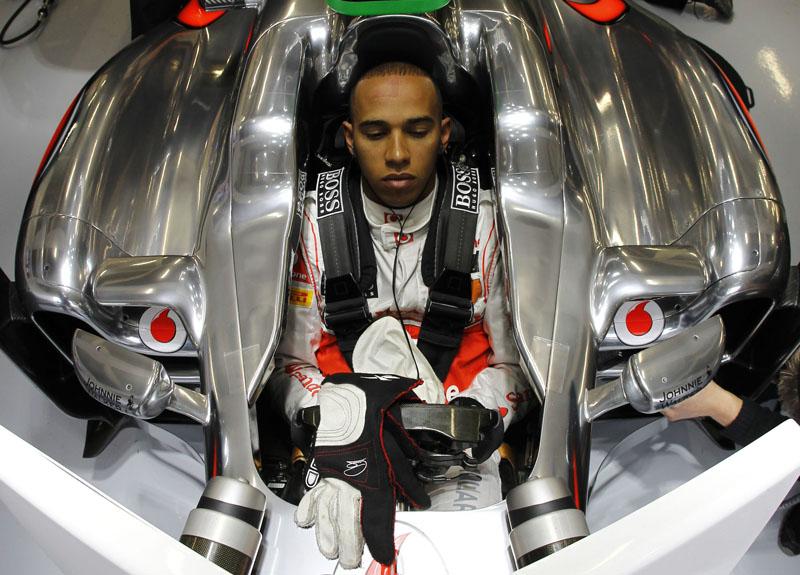Hamilton acredita que dá para chegar em Vettel no campeonato