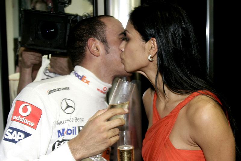 Lewis Hamilton e Nicole Scherzinger