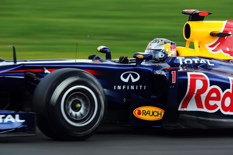 Sebastian Vettel: será que ele consegue vencer em casa?