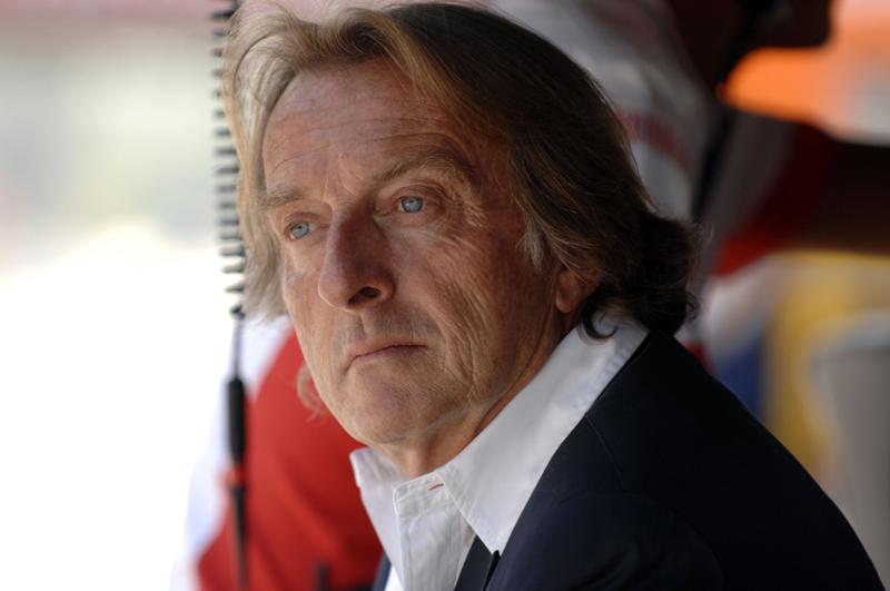 Montezemolo destacou a importância da vitória de Silverstone para a equipe
