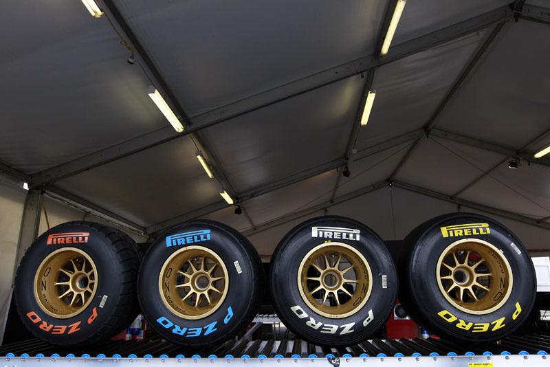 Tipos de pneus Pirelli
