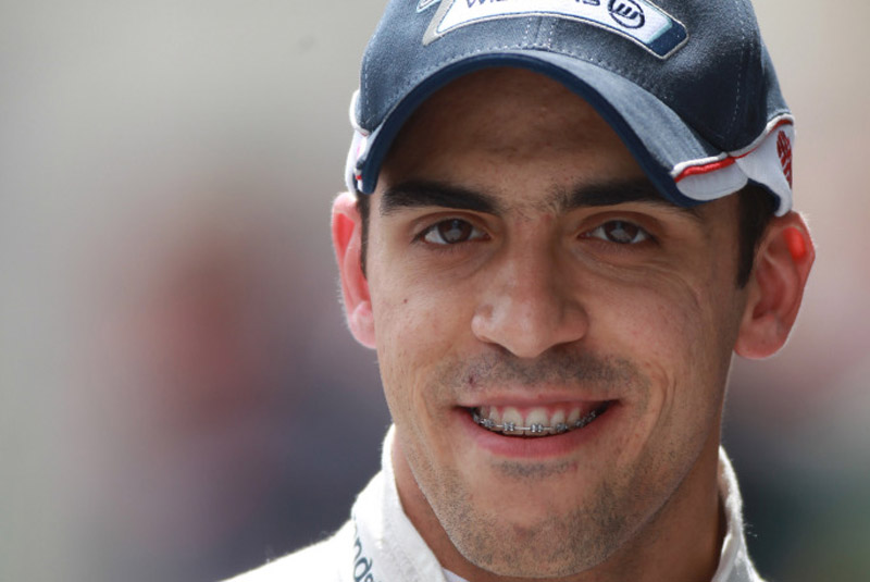 Maldonado espera seguir na Williams em 2012