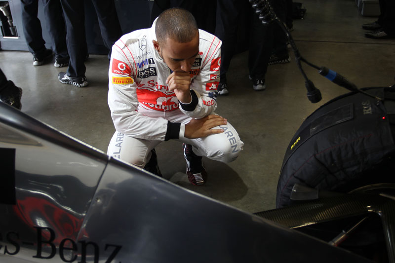 Hamilton afirmou que as novidades da McLaren funcionaram