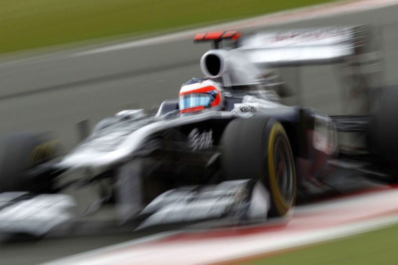 Barrichello: velocidade em Nurburgring apenas na foto