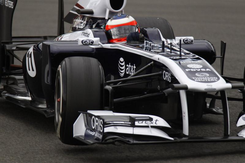 Barrichello foi o 14º em todas as sessões em Nurburgring