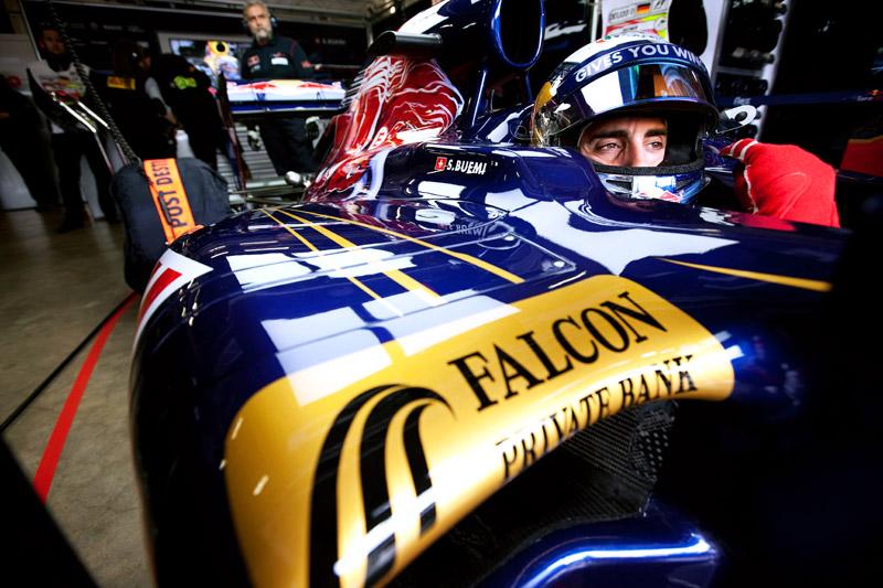 Buemi foi excluído da classificação para o GP da Alemanha