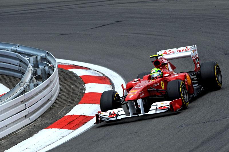 Massa: corrida combativa, prejudicada por falha da equipe