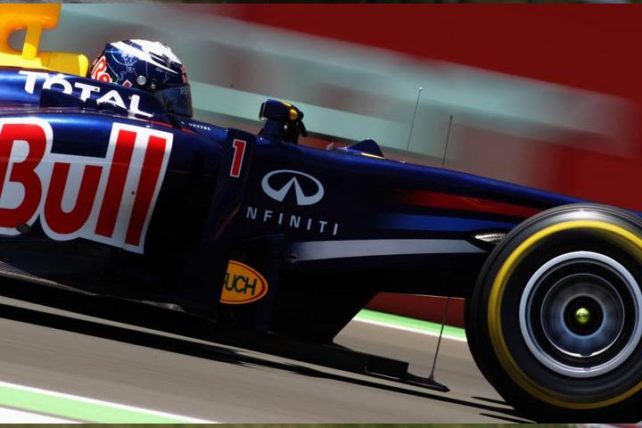 Estaria Sebastian Vettel sentindo o peso da pressão?