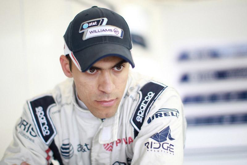 Maldonado também aguarda confirmação da Williams para 2012