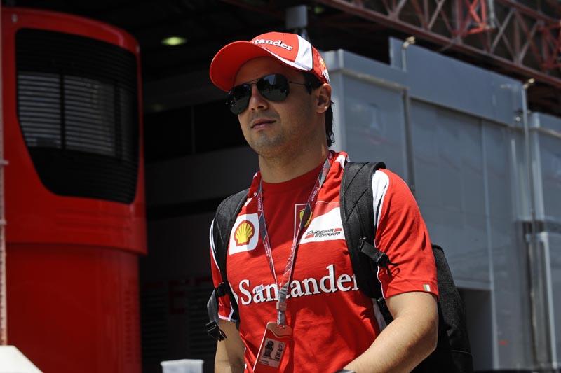 O melhor resultado de Massa na Hungria foi o quarto lugar do ano passado