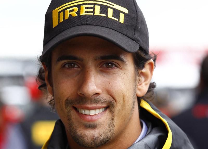Di Grassi é piloto de testes da Pirelli