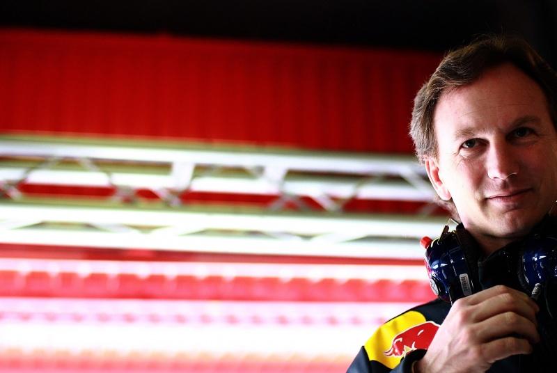 Horner mostrou preocupação com possíveis confusões no início da corrida