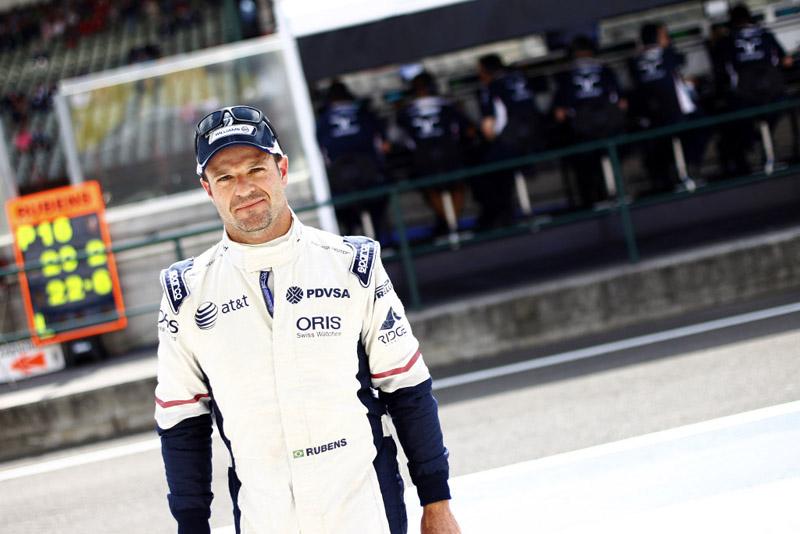 Barrichello não espera que situação do contrato mude em agosto