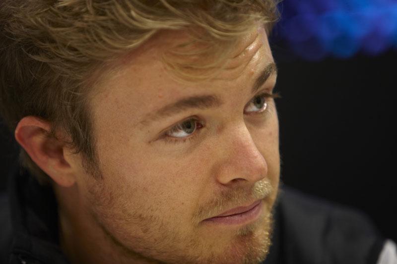 Rosberg completou 100 GPs na Hungria