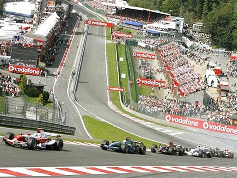 O GP da Bélgica é um dos mais esperados no ano