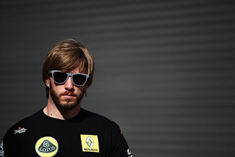 Nick Heidfeld, da Renault
