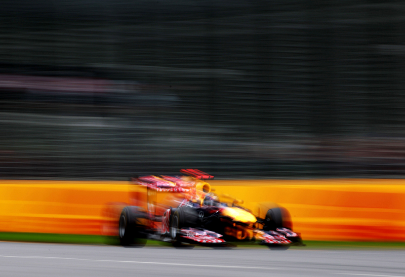 Vettel: vitória arrasadora, sem chances para Hamilton