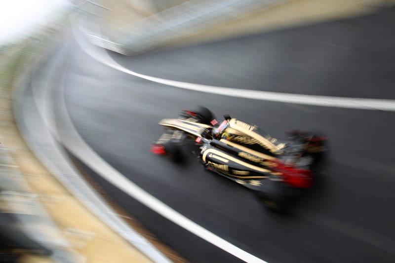A Renault está a 14 pontos da Mercedes
