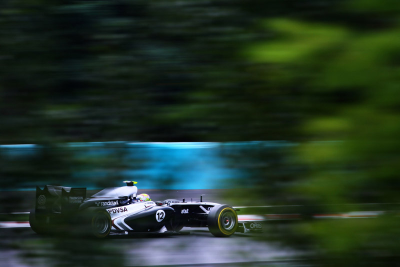 A Williams ocupa a nona colocação no Mundial de Construtores