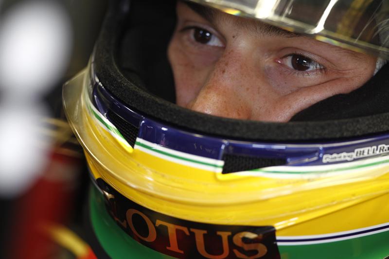 Senna se disse satisfeito com sua primeira corrida na Renault