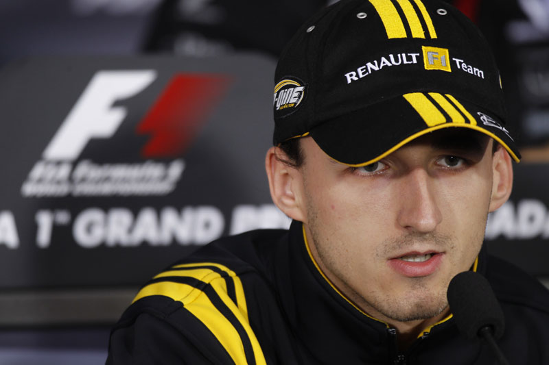 Kubica deve voltar às pistas ano que vem