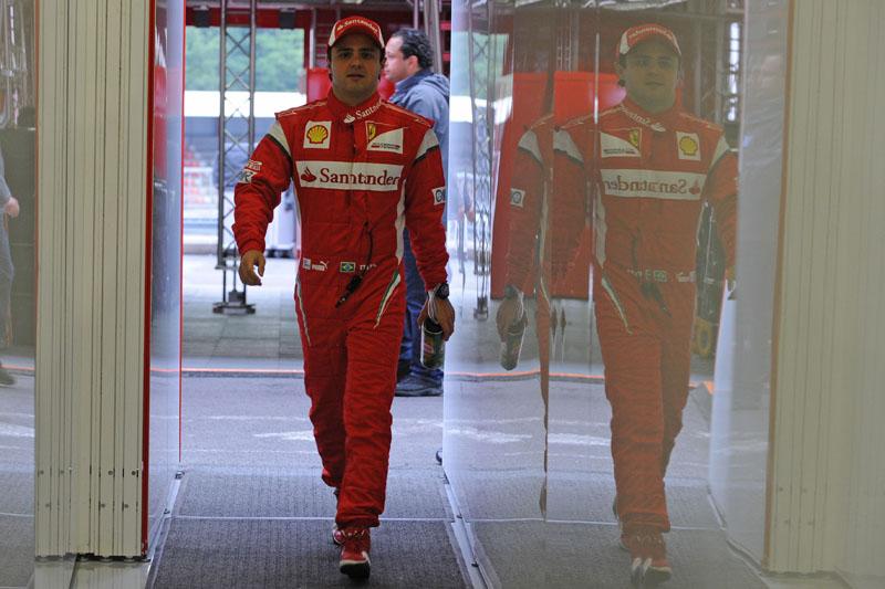 Massa está confiante de que história em Monza seja diferente