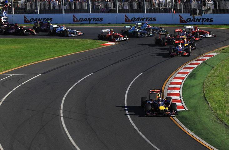 O campeonato começa na Austrália, dia 18 de março
