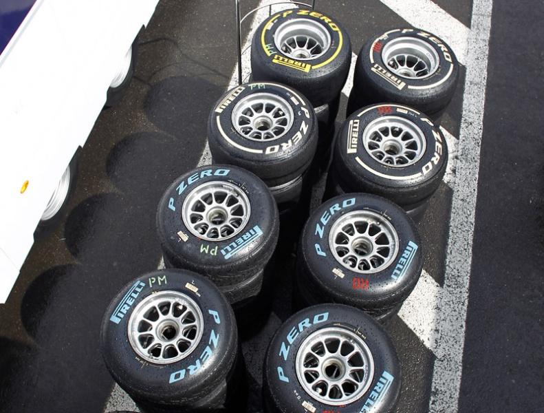 A Pirelli não quer levar pneus novos para casa