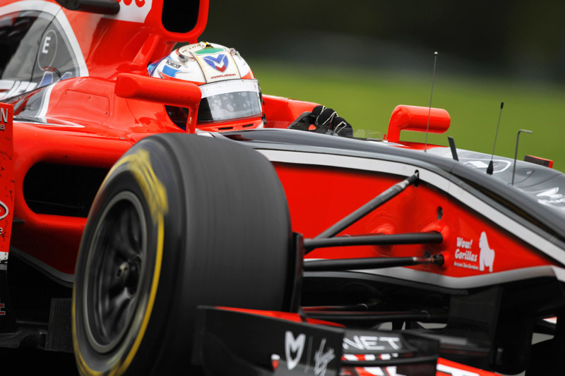 A Virgin promete um pacote de novidades para Monza